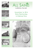 view our weekly bulletin - St. Joseph Catholic Church, Le Mars, Iowa
