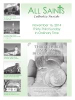 view our weekly bulletin - St. Joseph Catholic Church, Le Mars, Iowa