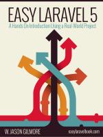 Easy Laravel 5 - Leanpub