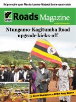 Click  the latest e-magazine here - (UNRA).