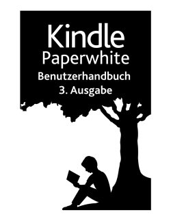 Kindle Paperwhite-Benutzerhandbuch - Amazon Web Services