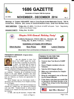 Chapter 1686 Newsletter - Arizona NARFE Federation Web Site!