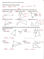 G.SRT.3 Worksheet 2 - TeacherWeb