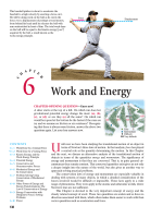 Ch 06) Work and Energy