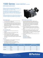 1506A-E88TAG1 ElectropaK - Perkins Engines