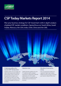 CSP Today Market Report 2014.