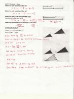 G.SRT.3 Worksheet 1 - TeacherWeb