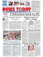 E-Paper : Nov 21 2014 - News Today