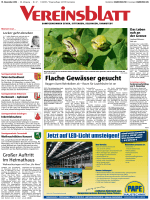 Vereinsblatt