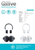 Bluetooth Headphone - Qilive