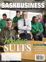 SaskBusiness Oct-Nov 2014 - Sunrise Publishing
