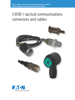 Eaton C4ISR / Tactical Communications - Cooper Industries